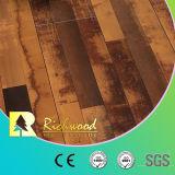 Vinylplanke E0 HDF AC4 imprägniern lamellierten lamellenförmig angeordneten Bodenbelag