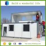 Hogares modulares del campo de refugiado y surtidor prefabricado de la casa del envase