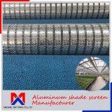 Тень классифицируя ткань тени 55%~99% внешнюю алюминиевую для парника