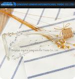 Houseware van de Vorm van de piramide de Decoratieve Vaas van het Glas