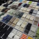 12 mm 백색 색깔 아크릴 돌 단단한 지상 벽면