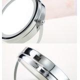 Specchio astuto all'ingrosso di trucco della fabbrica LED con indicatore luminoso per l'estetica