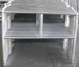 قالب مؤقّت يحوّط نظامة لأنّ قابل للتعديل فولاذ سقالة أطر يجعل في الصين