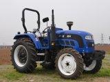 804モデル80HP 4W Mahindraのトラクターのローダー