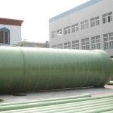 Tubo de las aguas residuales del tubo de agua de FRP/GRP/Fiberglass