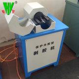 Mangueiras de borracha hidráulico venda quente da máquina Máquina de desbaste