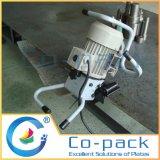 Machine taillante de bord de faible puissance de plaque