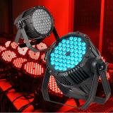 54X3w RGBW LEDのディスコ党イベントの屋外の同価の照明