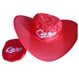 Chapéu portátil colorido e dobrável