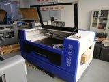 Hölzernes Leder-Laser-Ausschnitt-Gravierfräsmaschine CO2 1250X900mm