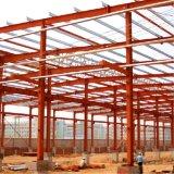 Taller prefabricado de la estructura de acero del edificio industrial (TL)