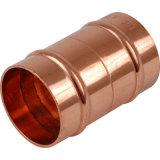 Presione el anillo de soldadura de cobre racores de acoplamiento de 15mm para el sistema de tuberías de cobre