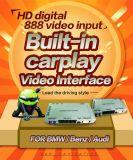 Audio dell'automobile di Carplay per il giocatore dell'apparecchio radioricevente DVD GPS dello scarabeo/carrello/Tiguan/Scirocco di Volkswagen (HL-8785GB)