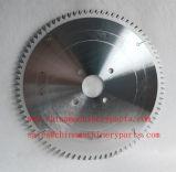 Tct Hoja de sierra circular para el perfil de aluminio