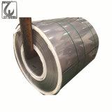 La moitié de cuivre laminé à froid en acier inoxydable 201 de la bobine avec 2b terminer