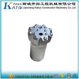 Perfuratriz de botão de carboneto de tungsténio pouco T38 T45 T51