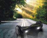 Ficha preta de 2 rodas barato balanceamento automático de hoverboard Scooter eléctrico para venda