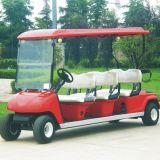 Carrello di golf elettrico della persona della fabbrica 6 della Cina con CE (DG-C6)