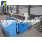 Rebobinage automatique à grande vitesse de papier de toilette d'installation de fabrication de papier de machine de papier de toilette de roulis