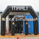Melhor arco de ar PVC inflável de aço soldado sem ventilador de necessidade