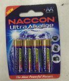 Ultra alkalische trockene Zellen-Batterie