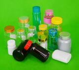 MD-249 HDPE 1000ml Round Plastic Bottle for Capsule