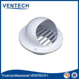 Auvent rond antipluie pour l'usage de ventilation