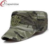 2016カスタム刺繍のロゴの新しい軍隊の帽子