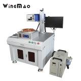 Impressora de laser UV para o plástico do metal e do metalóide