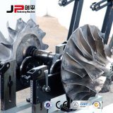 Máquina de equilíbrio dinâmico de turbocompressor elétrico