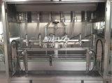 Máquina de rellenar linear automática del petróleo de girasol