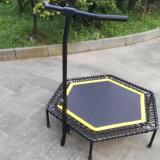 El uso del Club de Gimnasia Fitness cama Salto de trampolín para quemar calorías