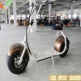 Motocicleta elétrica mais nova da cidade para transporte pessoal