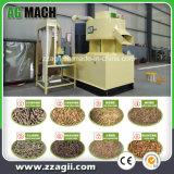 ルーマニアの生物量の餌機械リングで熱い木製のおがくずの餌の製造所を停止しなさい