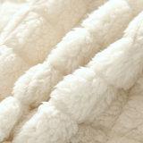 贅沢で暖かいカシミヤ織のウールのマットレスの保護装置