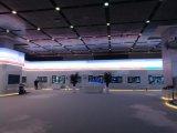 Передняя индикация СИД обслуживания P2.84 крытая изогнутая для выставочного зала