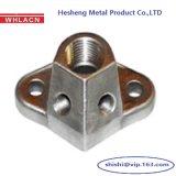 Прецизионный литой корпус инвестиций металлические хомуты трубопровода
