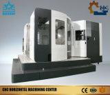 Centro fazendo à máquina horizontal do CNC do sistema de controlo de GSK (H80/3)