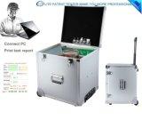 Spectroradiomètre du test de facteur de puissance de couleur de lumen de DEL