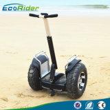 전기 스쿠터, 보도를 위한 2개의 바퀴 전기 2륜 전차를 균형을 잡아 도시 수송 각자