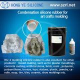 Borracha de silicone líquida de fundição (série Catalyst de lata)