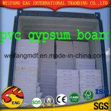 panneau de gypse de papier de 1200*2400*9mm pour la décoration