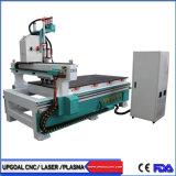 3 Spindel-Selbsthilfsmittel-Wechsler-ATC-Möbel-hölzerne Entlastung CNC-Maschine