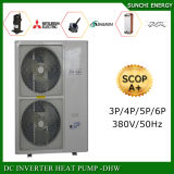 chauffage d'étage de pièce de mètre de l'hiver 100~350sq de 12kw/19kw/35kw Allemagne Cold-25c avec la pompe à chaleur à base d'eau de fractionnement d'air chaud Evi