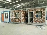 Casa del diseño de la alta calidad profesional del bajo costo/chalet móviles prefabricados/prefabricados