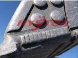 Износ утюга кнопок износа Domite белый застегивает биметаллические кнопки износа