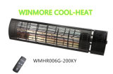 Calefactor de confort calentador de patio Calefactor radiante para disfrutar de barbacoa al aire libre