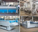 De hete Groef Ironer van de Wasserij van de Verkoop volledig Automatische Industriële