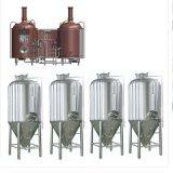 1000L販売のための産業ステンレス鋼ビールビール醸造所装置