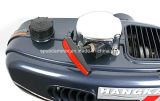 Alta calidad de 2 tiempos 3.5HP Hangkai Motor fuera de borda con CE